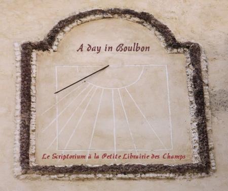 Le Scriptorium à BOULBON