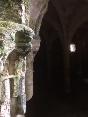 Pilier salle capitulaire Saint-Michel.jpg