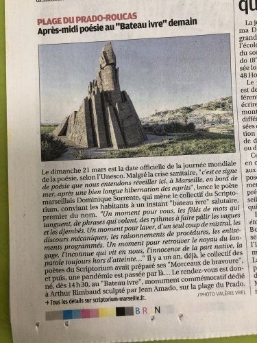 LA PROVENCE DU SAMEDI 20 MARS 2021.JPG
