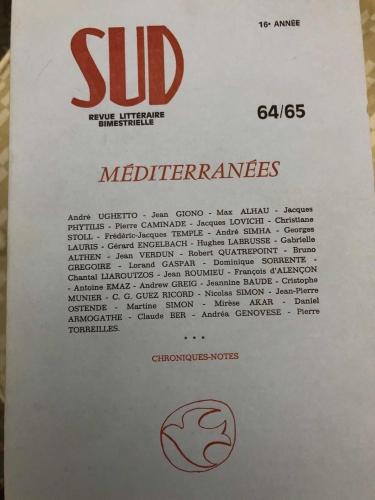 Numéro MÉDITERRANÉES SUD.jpg
