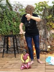 IMG_3529 Claudine et sa marionnette.JPG