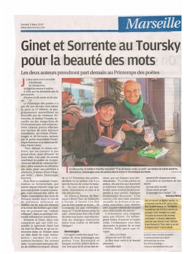 article LA PROVENCE 9 mars 2019 Toursky.jpeg
