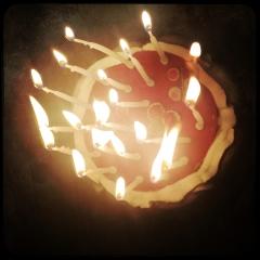 Vacherin aux vingt bougies.JPG