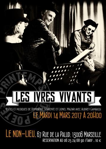 Les Ivres vivants en concert à Marseille mars 2017.jpg